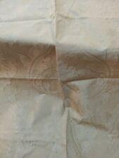 MARCATO tessuto stoffa scampolo scampoli damasco tela Carmagnola 100x65 cotone