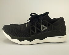 Reebok Float Ride Shoes Black Men's BS8131 Running Shoe size 11