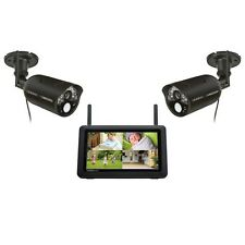Uniden Guardian UDR777HD Indoor/Outdoor Wireless Security Camera System - 40'...
