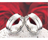 2 Freundschaftsringe Verlobungsringe Eheringe Partnerringe Ring Gravur PV31