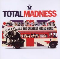 TOTAL MADNESS ALL THE GREATEST HITS & MORE! / VARI