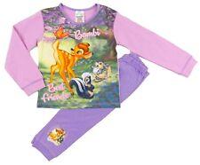 Chicas Bambi Pijamas 18 meses a 4 años