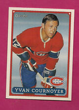 RARE 1992-93 OPC # 23 CANADIENS YVAN COURNOYER  FANFEST LIMITED PROMO SP CARD