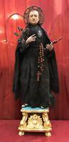 Statua San Gabriele Dell Addolorata 56 Cm Santon Crèche Jesu Xp Passio