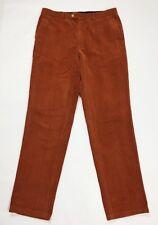 Conbipel pantalone uomo usato velluto a coste w38 tg 52 vintage boyfriend T3468