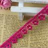 15 yards Vintage Cotton Soluble lace Crochet Trim Wedding Bridal Ribbon Sewing