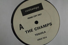 THE CHAMPS - TEQUI,LLA / JOESKI LOVE - PEE WEE'S DANCE (PROMO)