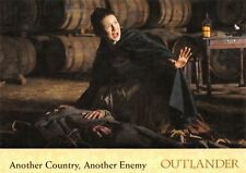 Outlander Season 2 Rainbow Foil Base Card #33 Taking Its Toll