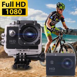 New 16MP WiFi  4K 2'' Ultra HD 1080P Sport Cam Action Camera DV Video Recorder