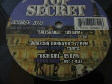 Top Secret Record OCT 2003 Hip Hop Rap YingYang Twins Young Gunz Lil John Nappy