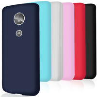 TPU Case for Motorola Moto E5 Moto E5 Play Light Phone Shell Soft Cover Bumper
