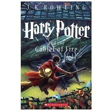 Harry Potter and the Goblet of Fire by J. K. Rowling (2013, Paperback)