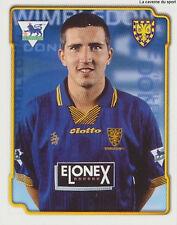 N°530 ANDY ROBERTS WIMBLEDON.FC STICKER MERLIN PREMIER LEAGUE 1999