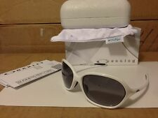 NEW Oakley - Warm Up - Women's Polished White / Black Grey Gradient, OO9176-05