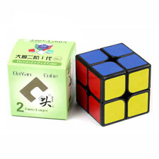 Dayan Zhanchi 2x2x2 Speed Cube Magic Puzzle Black 50mm Anti-POP for Speedcubing