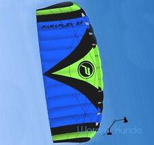 ||| PARAFLEX SPORT 2.3 BLAU ||| Lenkdrachen Lenkmatte Wolkenstürmer Safety Kite