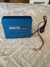 Nav-TV NTV-KIT721 Back-up Camera Interface EE0057