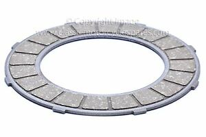 Clutch Friction Plate, BSA C10L C11 C12 A7 A10 Plunger 29-3476, 67-3242 Surflex