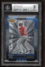 Tom Brady 2000 Leaf Certified Die Cut Rookie /250 Card RC #207 BGS 9 MINT Pat