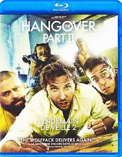 THE HANGOVER 2 - BILINGULAL *NEW BLU-RAY + DVD*