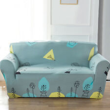 Washable 1/2/3/4 Seater Sofa Slipcover Stretch Protector Couch Cover Decor BOS