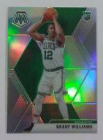 2019-20 Panini Mosaic - 217. GRANT WILLIAMS - SILVER PRIZM - ROOKIE (Celtics)