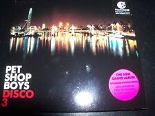 Pet Shop Boys Disco 3 Remixes Digipak CD