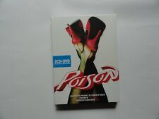 POISON The Best Of 20 Years SEALED 2 CD / 1 DVD SET 2007