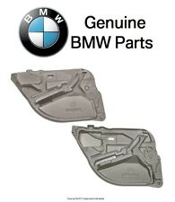 For BMW E39 525i 528i 530i 540i M5 Pair Set of Two Door Panels Insulations