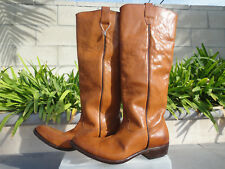 Golden Goose Deluxe Brand MOTO Boots, Caramel Leather  EUR41 $1143