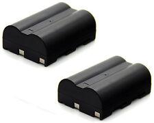 2x 7.4v 1900mAh Li-ion Battery for SIGMA BP-21 SD1 Merrill SD14 SD15 Brand New