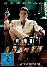 Live by Night Elle Fanning , Ben Affleck , Brendan Gleeson DVD Neu!