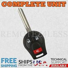 Replacement for Nissan Cube Juke Rogue Keyless Entry Remote Car Key Fob