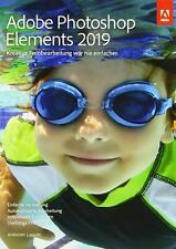 Software Adobe Photoshop Elements 2019 Vollversion, Bilder bearbeiten, 1Benutzer