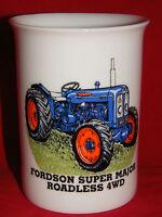 Boxed Fordson Dexta, Super Dexta, Super Major, Fordson Dexta 4WD  Bone China Mug