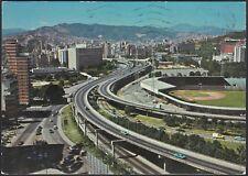 AA6492 Venezuela - Caracas - Autopista del Este - Cartolina postale - Postcard
