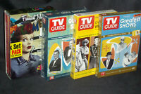 TV Guide DVD BOX SET Classic Quiz Game Show Comedy LOne Ranger Marx Lucy USA LOT