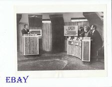 Split Second game show Vintage Photo Tom Kennedy