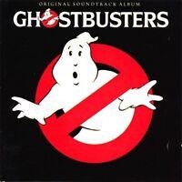 Compilation CD Ghostbusters (Original Soundtrack Album) - England (M/M)