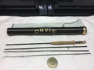"Orvis Helios 4wt 7'0"" 4 piece Mid Flex Fly Rod"
