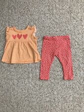 BABY GIRL 2 Pc Outfit Size 6 Mos