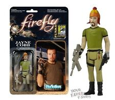 Firefly Jayne Cobb With Hat Reaction Funko SDCC 2014 Exclusive