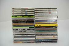 Lot of 37 Cd Music 70's 90's 00's Pop Rock R&B Assorted Bon Jovi Usher Metallica