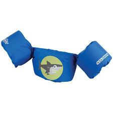Stearns Puddle Jumper Cancun Series SHARK Blue Child/Kids Life Jacket/Floaties