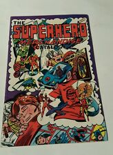 The superhero merchandise catalog 1976