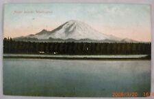 1910 Mount Rainier, Washington Postcard