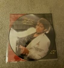 MICHAEL JACKSON **Thriller ** PICTURE DISC RECORD LP VINYL