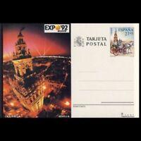 ESPAÑA AÑO 1992 - TARJETAS ENTERO POSTAL TEP - EDIFIL Nº 154 ** MNH - EXPO 92