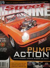Street Machine 2003 EL XR8 XR6 Turbo Falcon FC Holden Ute LX Torana 69 Mustang