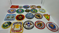 Lot of 20 Different Boy Scouts BSA Patch Collection (Lot 1)